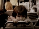 childhood curiosities riding a city bus