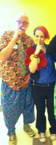 patch adams and rivky in philly 2012
